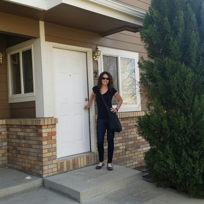 Congraulations to Our First Time Homebuyer!
