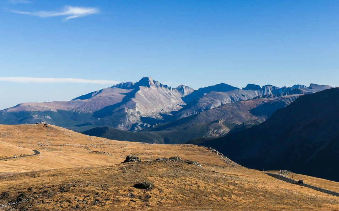 Rocky Mountain National Park Series – Trail Ridge Road Open to Cyclists