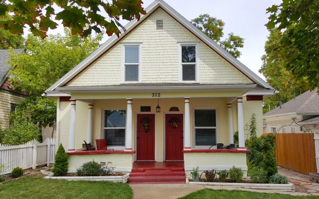 JUST CLOSED – Renovated Brick Charmer on Historic Eastside