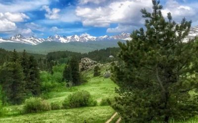 Rocky Mountain National Park Series – A Place to Meditate in Nature