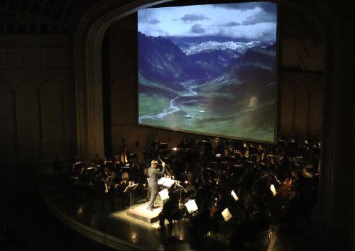 Rocky Mountain National Park Series – Boulder Philharmonic Debuts RMNP Music