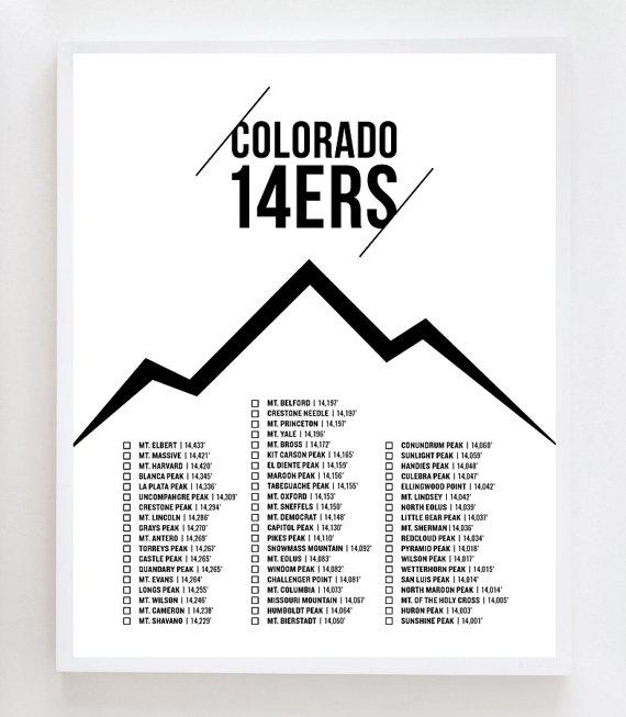 Motivational Monday – Conquering Colorado 14ers