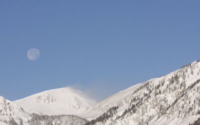 Rocky Mountain National Park Series – December 3rd Full Moon Hike