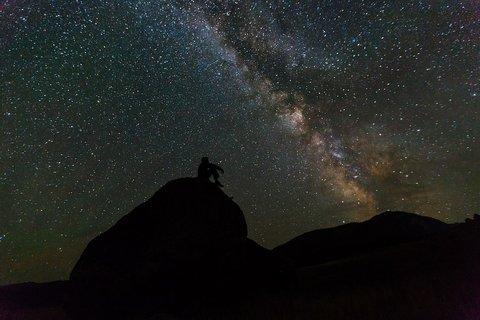 Motivational Monday – Colorado's Tiny Towns Embrace the Night